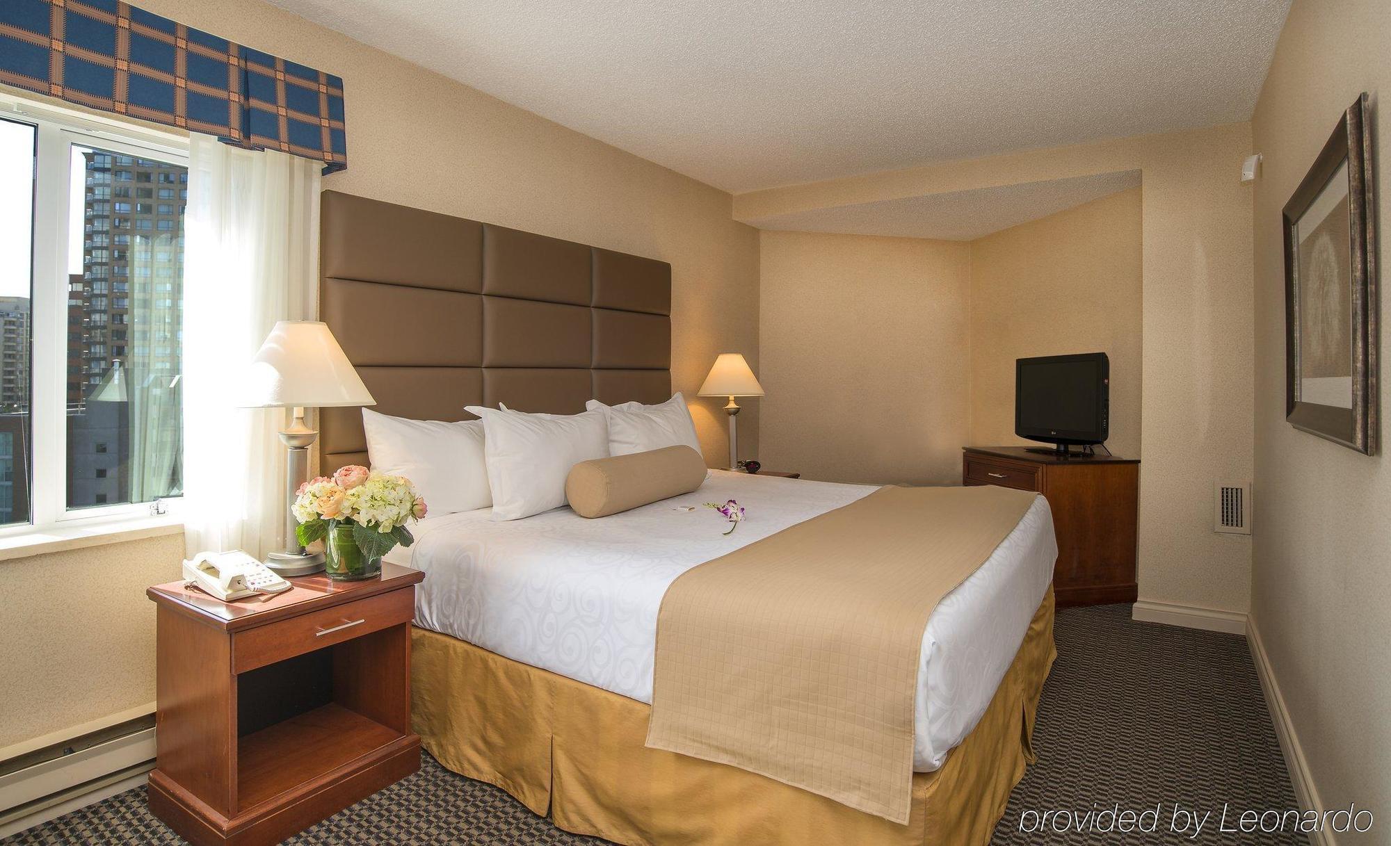 HOTEL BEST WESTERN PLUS CHATEAU GRANVILLE, VANCOUVER ***